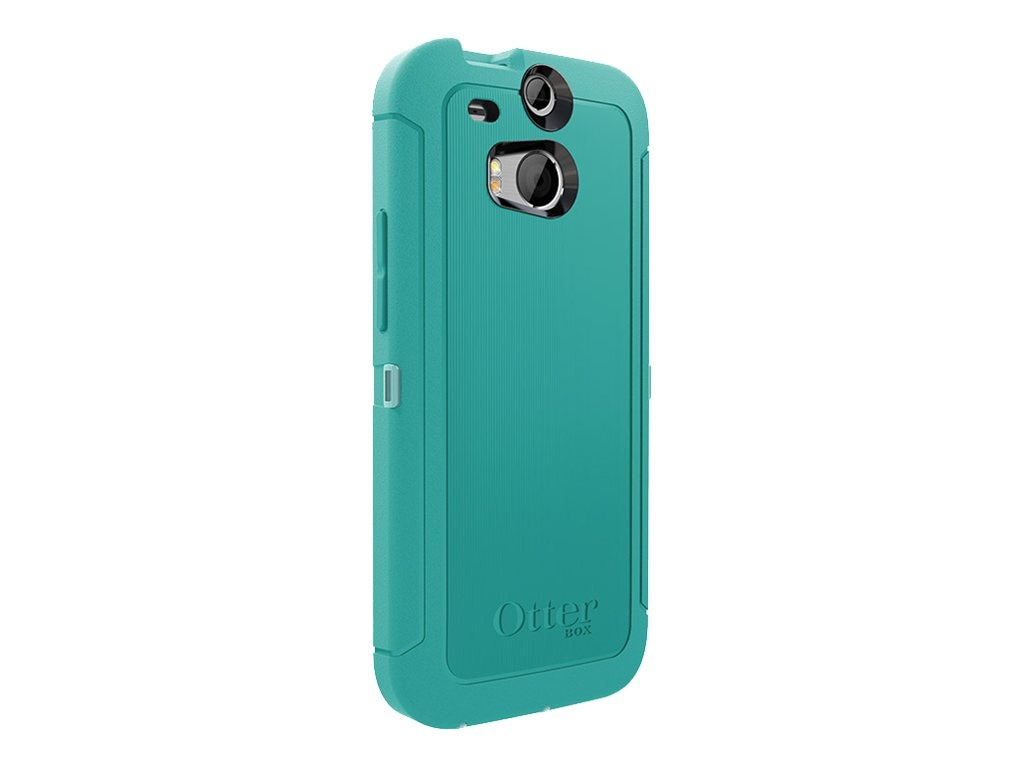 OtterBox Defender Series for HTC One M8, Aqua Sky