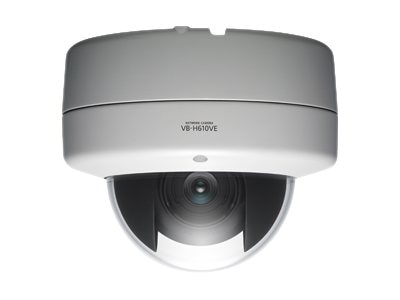 Canon VB-H610VE 2.1MP Full HD Dome Network Camera, 6813B001, 15458719, Cameras - Security
