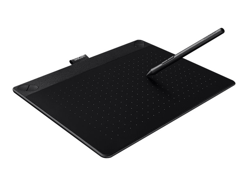 Wacom Intuos Art Pen and Touch Tablet, Medium, Black, CTH690AK, 30543989, Graphics Tablets