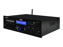 Pyle BT Stereo Amp Receiver - 200W, PDA6BU, 31478277, Music Hardware