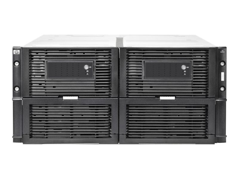 HPE D6000 Disk Enclosure w  (35) 4TB SAS 6Gb s Dual Port 7.2K RPM LFF Midline Hard Drives - 140TB Bundle, E7W30A, 16837358, Network Attached Storage