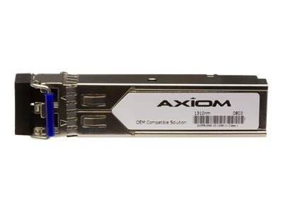 Axiom Fast Ethernet SFP Module 100B, GP-SFP2-1F-AX, 16413985, Network Transceivers