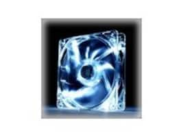 Thermaltake Pure 12 LED Fan, White, CL-F020-PL12WT-A, 16956550, Cooling Systems/Fans