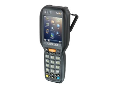 Datalogic Falcon X3+ Pistol Grip 802.11agbn CCX BT 256MB 1GB QVGA 29-key Numeric Keypad, 945250053, 20459425, Portable Data Collectors