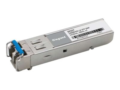 C2G Cisco GLC-LX-SM-RGD Compatible 1000Base-LX SMF SFP Transceiver