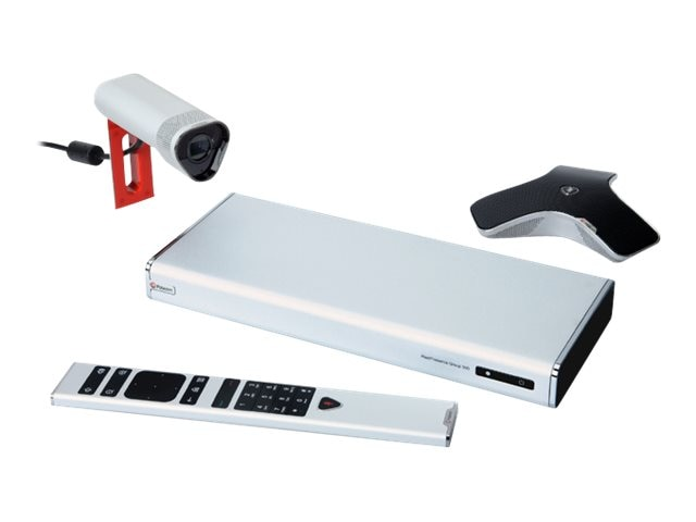 Polycom Polycom RealPresence Group 300-720p;HD Codec, EE Acoustic Cam,Univ Remote Maint Contract Required, 7200-63530-001, 15966393, Audio/Video Conference Hardware