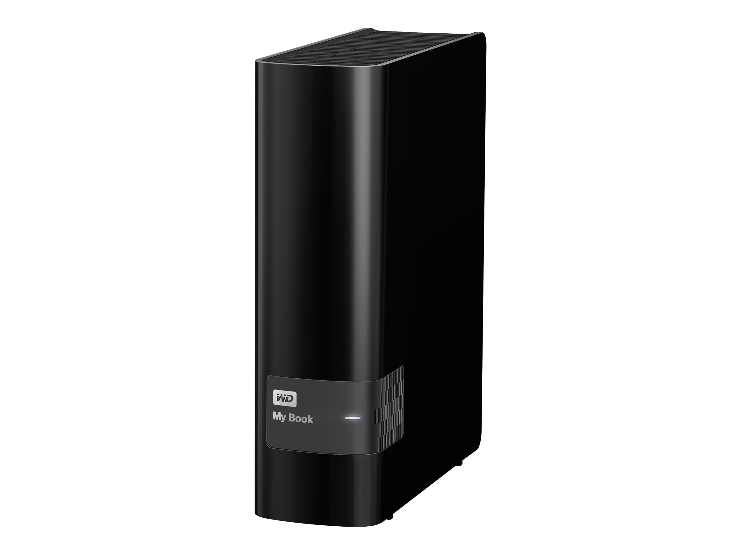 WD 8TB My Book Desktop Hard Drive, WDBFJK0080HBK-NESN, 31607921, Hard Drives - External