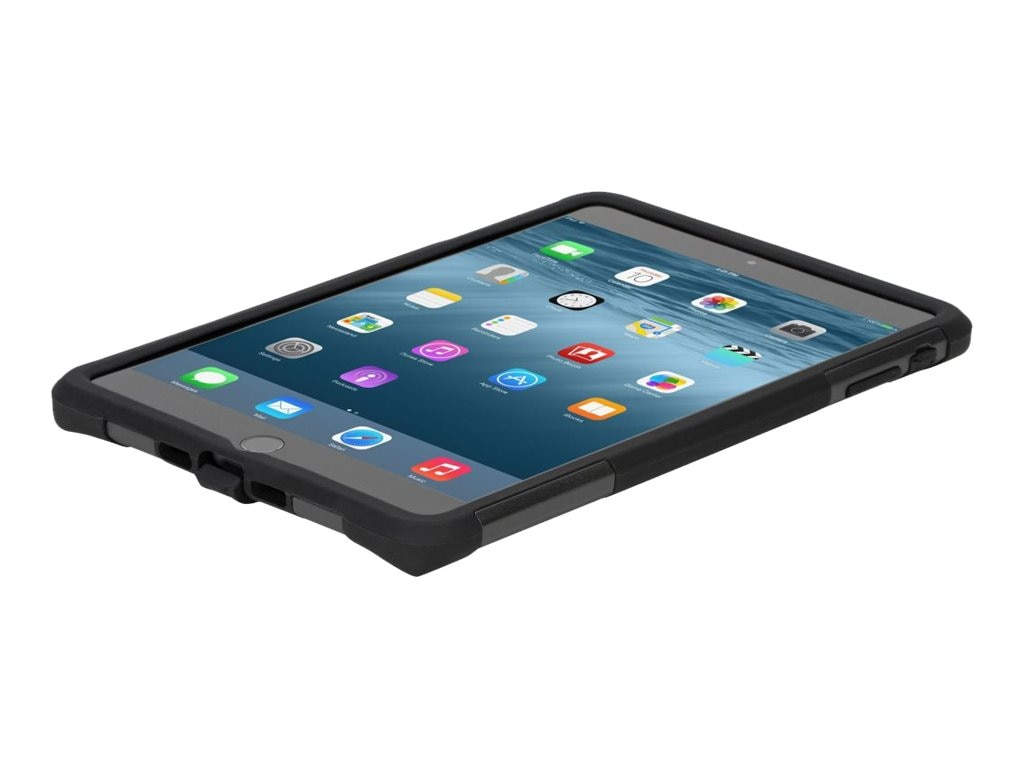 Targus Rugged Safeport Case for iPad mini, Black, THD047US, 15397362, Carrying Cases - Tablets & eReaders
