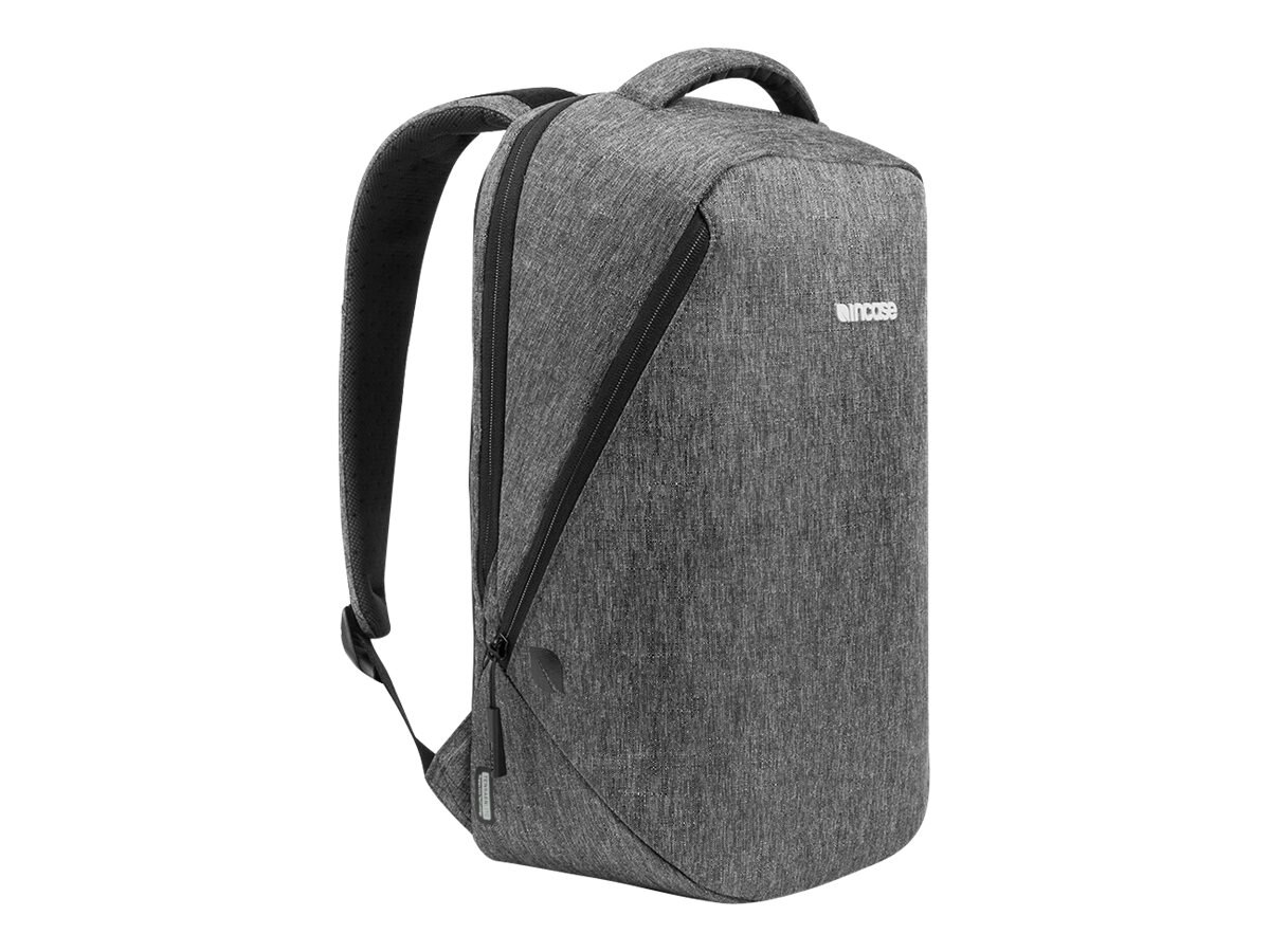 Incipio Incase Reform Backpack w  Tensaerlite for 13 MacBook, Heather Black