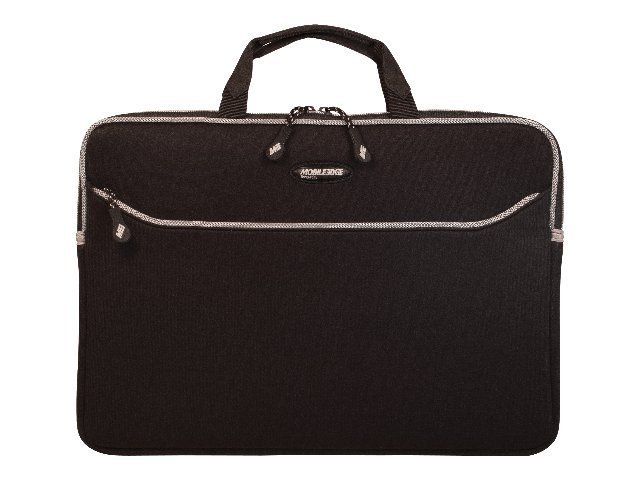 Mobile Edge 17 Neoprene SlipSuit MacBook Pro Edition, Black, MESSM1-17, 7735675, Carrying Cases - Notebook