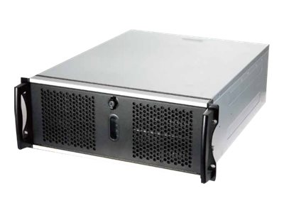 Chenbro 4U Chassis, 21.5, 4xGPU, RM41300-FS81, 11725728, Cases - Systems/Servers