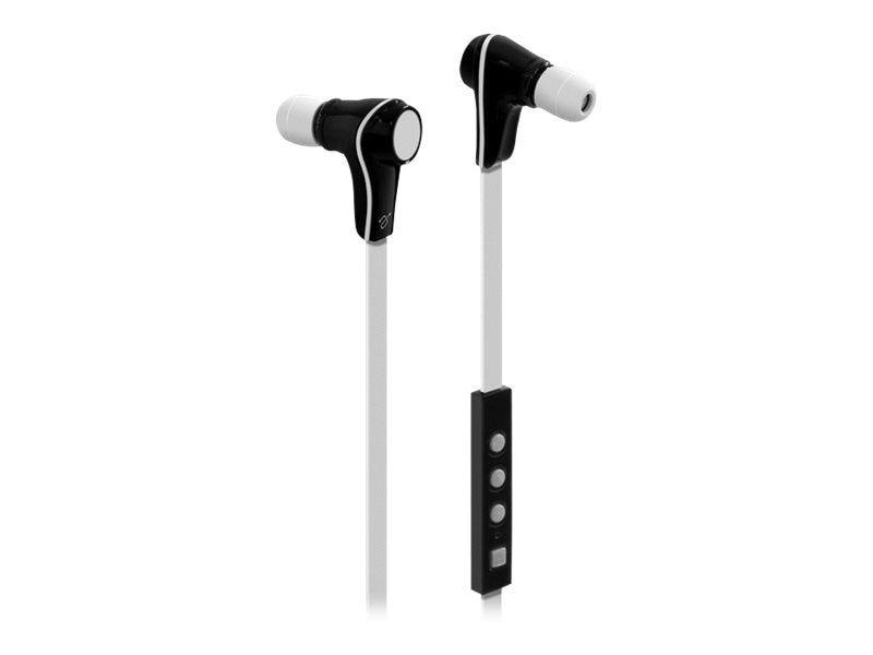 Aluratek Bluetooth Wireless Earbud w  Built-in Mic & Battery, ABH13F, 16852224, Headsets (w/ microphone)