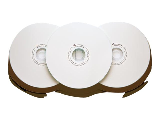 Datalocker 4.7GB Encrypted DVD Media (50-pack), DLDVD50, 31198742, DVD Media