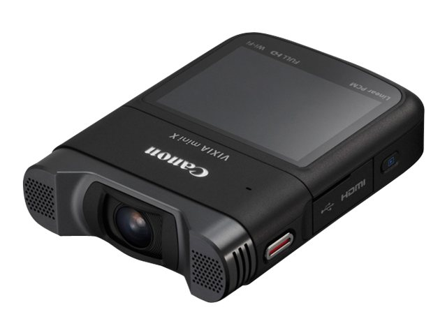 Canon VIXIA mini X Full HD Camcorder, Black, 9114B002