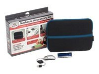 Targus Netbook Accessory Case Bundle, BUS0187, 9703722, Carrying Cases - Notebook