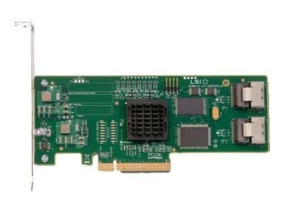 Cisco LSI LSISAS3081E-R PCIe RAID Controller for UCS C250 M1 Extended-Memory Rack-Mount Server, R250-PL003, 12643978, RAID Controllers