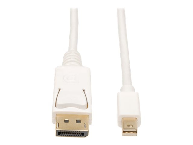 Tripp Lite Mini DisplayPort to DisplayPort Cable, 3ft, P583-003, 14875019, Cables