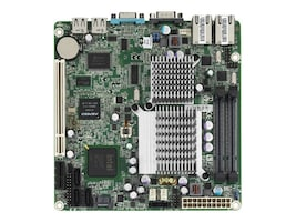 Tyan Motherboard, 945GC, Atom 330 1.60GHz, MITX, Max 2GB DDR2, PCIEX, PCI, GBE, Video, SATA, S3115GM2N, 11196731, Motherboards