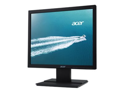 Acer 19 V196L bmd LED-LCD Monitor, Black, UM.CV6AA.007