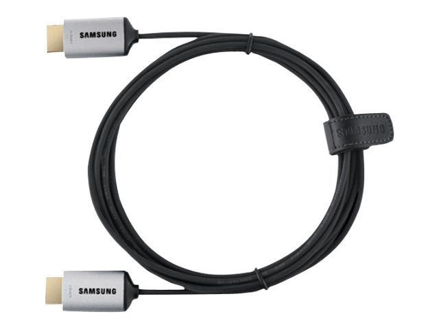 Samsung Ultra Slim High-Speed HDMI M M Cable, 2m, CY-SHC5020D/ZA, 17989417, Cables