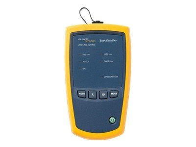 Fluke SimpliFiber Pro Multimode Source, SFMULTIMODESOURCE, 9779701, Network Test Equipment