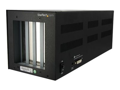 StarTech.com PCI Express to (2) PCI and (2) PCIe Expansion Enclosure System, Full Length, PEX2PCIE4L