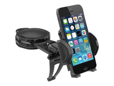 Macally Fully Adjustable Car Dash Mount, DMOUNT, 17650691, Mounting Hardware - Miscellaneous