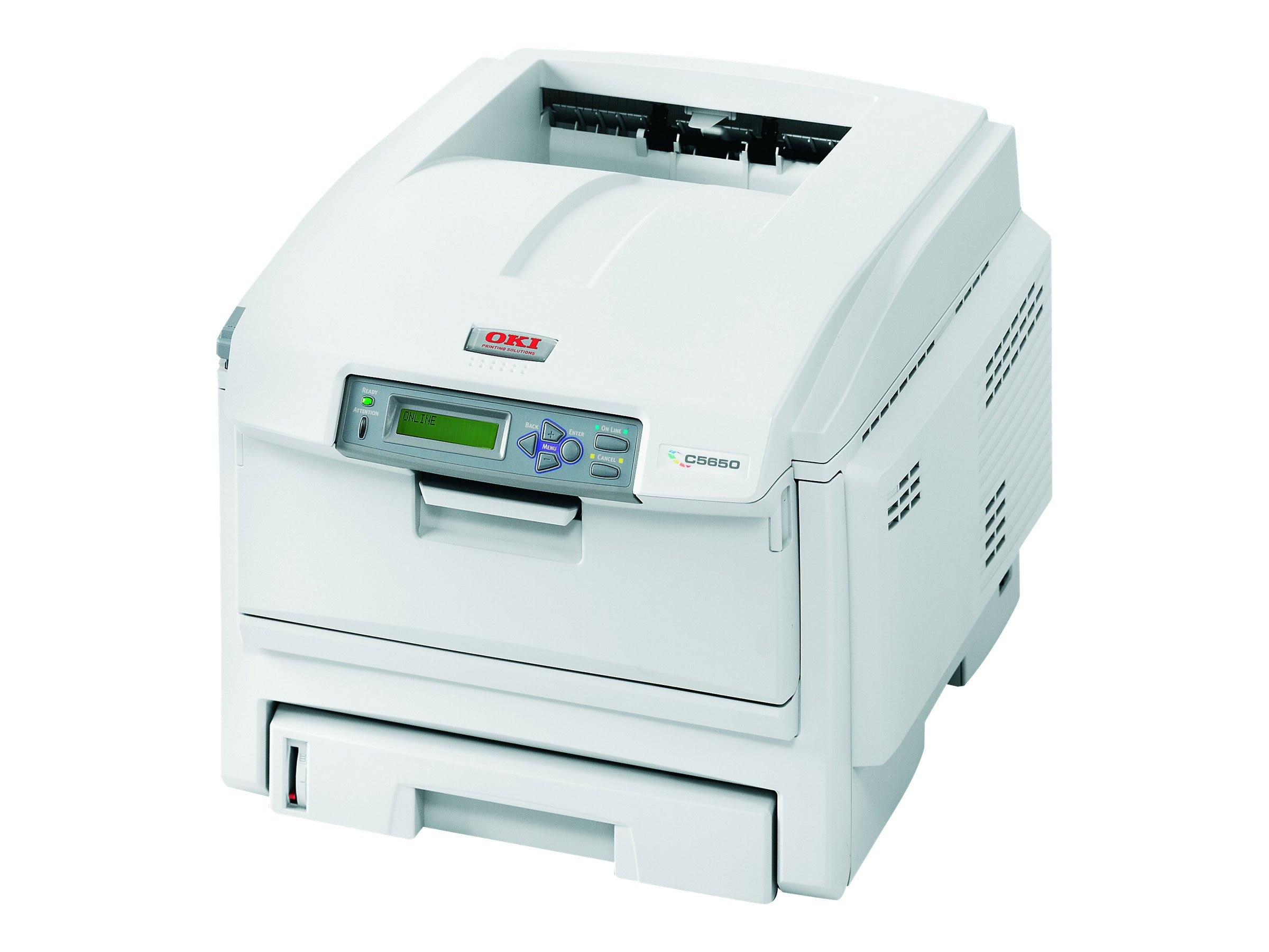 Oki C9650hn Color Laser Printer