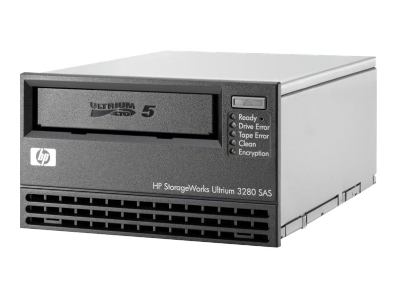 HPE StorageWorks LTO-5 Ultrium 3280 SAS Internal Tape Drive, EH899B, 14665169, Tape Drives