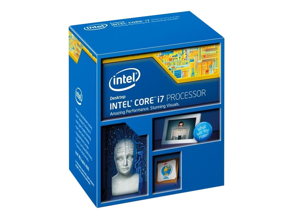 Intel Processor, Core i7-4790S 4.0GHz 8MB, Boxed