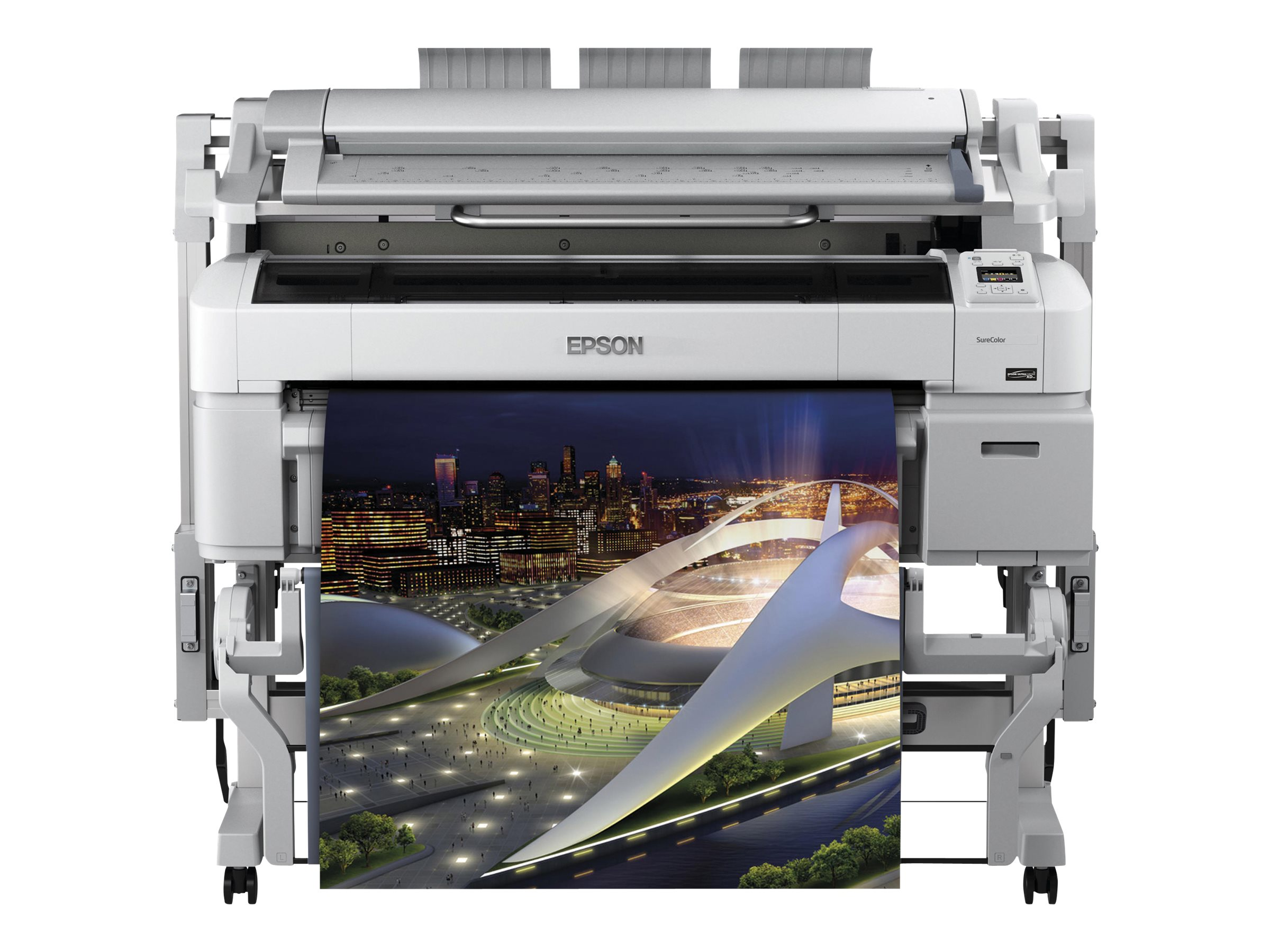 Epson SureColor T5270 Printer - $3995 less instant rebate of $750.00, SCT5270SR, 17930520, Printers - Large Format