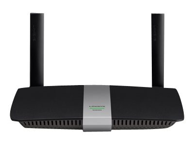 Linksys AC1200+ Dual Band Smart Wi-Fi Gigabit Router, EA6350