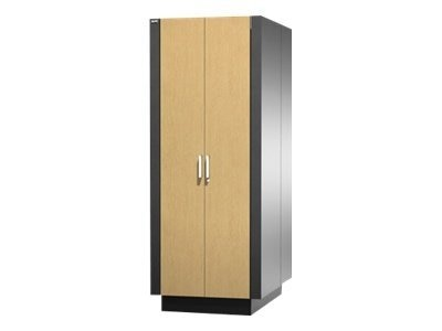 APC NetShelter CX Deep Enclosure, Oak Gray Finish, 38U, AR4038, 9987446, Racks & Cabinets