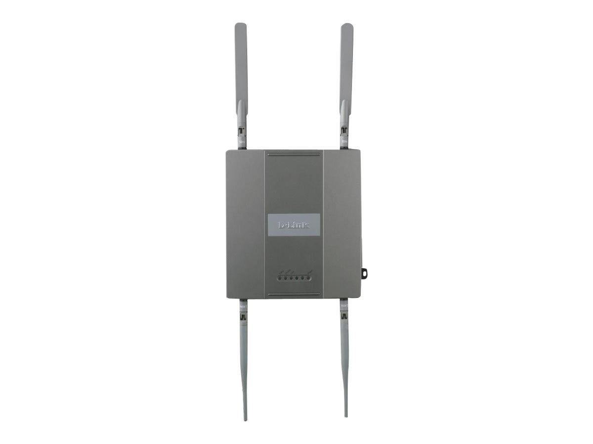 D-Link Unified Wireless 11N  Access Point Simultaneous Dual-Band PoE, DWL-8600AP