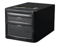 Aleratec 1:1 DVD CD Copy Cruiser PRO HS Stand Alone DVD CD Duplicator