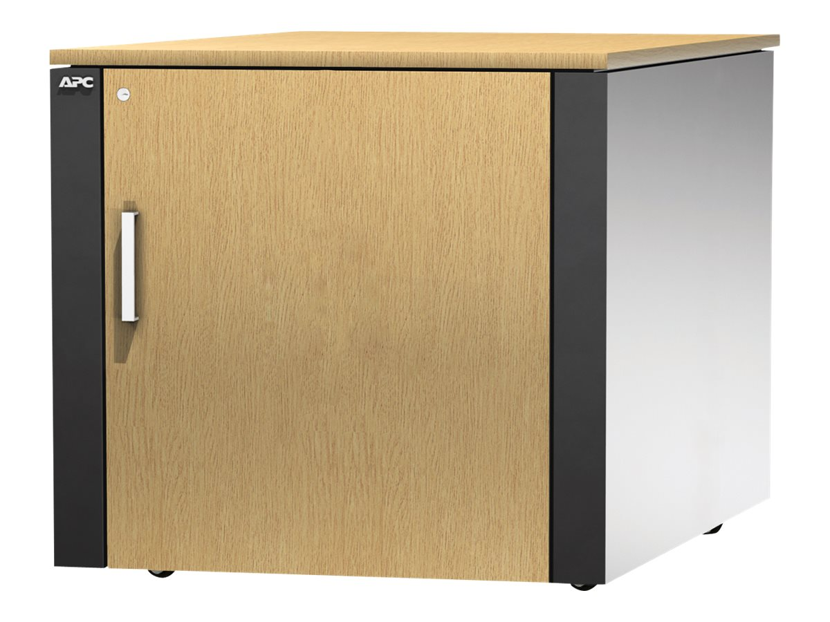 APC NetShelter CX Mini Sound-proofed Server Room in a Box Enclosure, AR4000MV