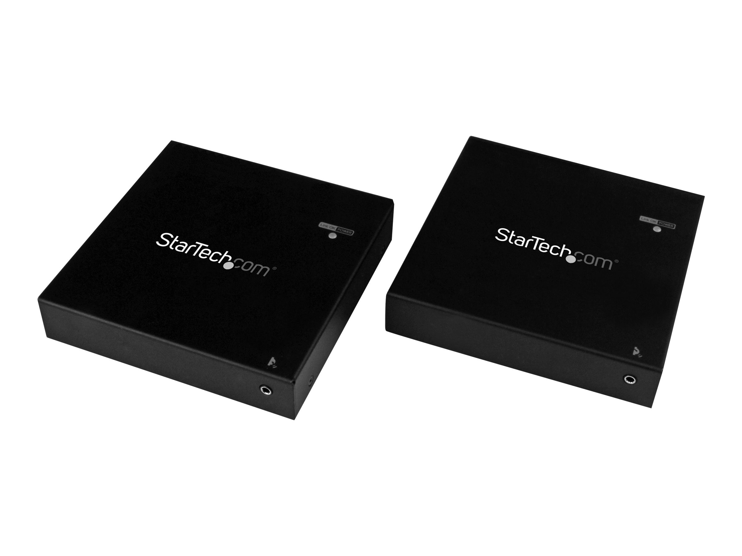 StarTech.com HDMI-over-Fiber KVM Console Extender, USB or PS 2, 1km