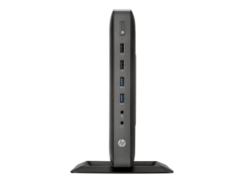 HP t620 Flexible Thin Client AMD QC GX-415GA 1.5GHz 4GB RAM 8GB Flash GbE ThinPro, G4U31UA#ABA