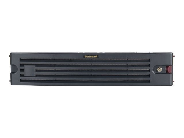Supermicro 2U Black Front Bezel for SC826 Chassis, MCP-210-82601-0B, 8724572, Drive Mounting Hardware