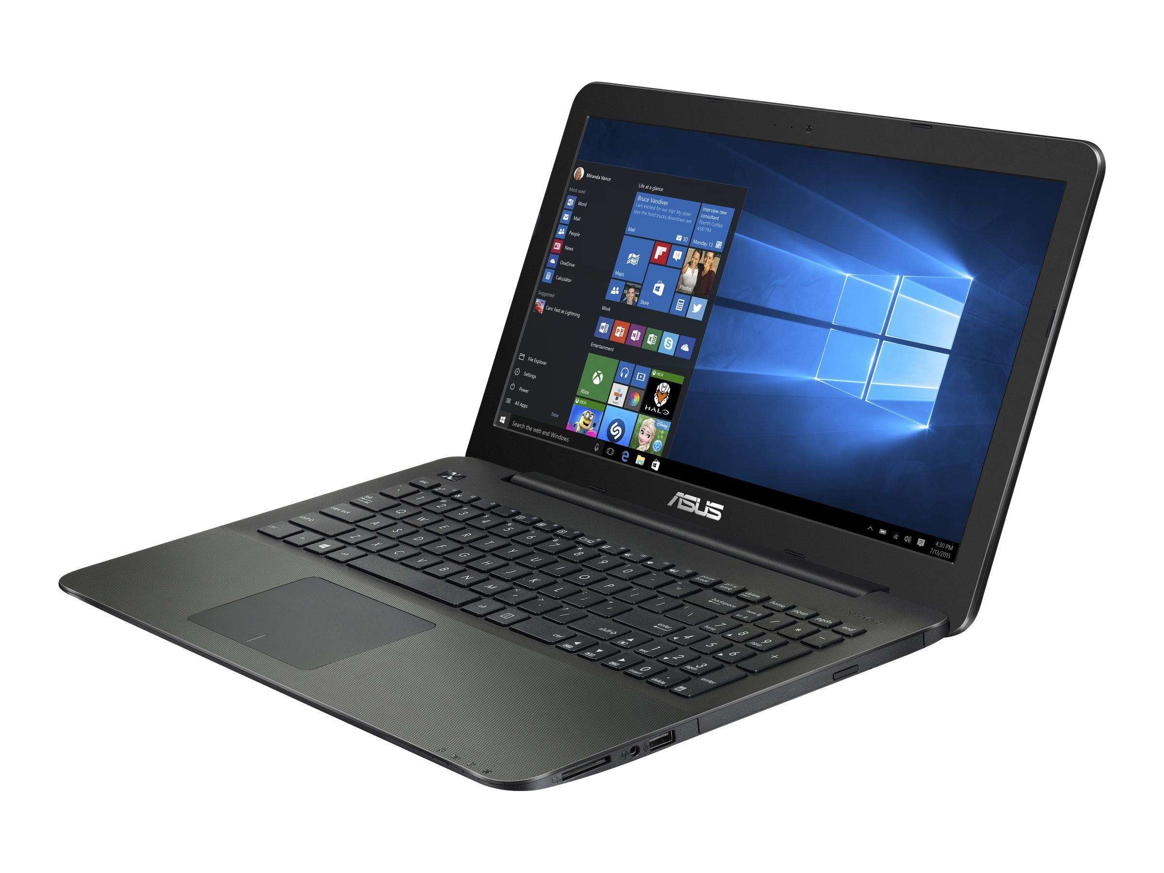 Asus Notebook PC AMD A8-7410 8GB 1TB 15.6 W10