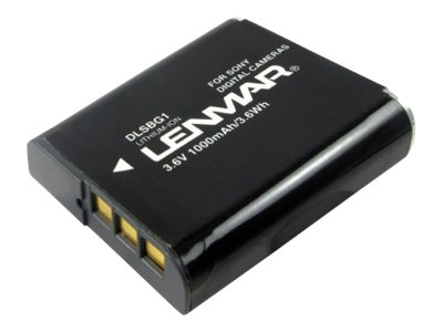 Lenmar Replacement Sony NP-BG1 Battey, DLSBG1, 8532685, Batteries - Camera