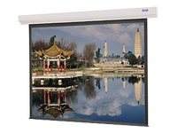 Da-Lite Designer Contour Electrol Projection Screen, Matte White, 1:1, 84 x 84