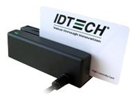 ID Tech Minimag Card Reader, IDMB-334102B, 10051506, Magnetic Stripe/MICR Readers