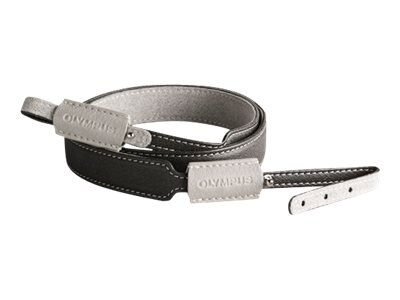 Olympus E-Z Adjustable Neck Strap, Black, 260312, 16210838, Camera & Camcorder Accessories