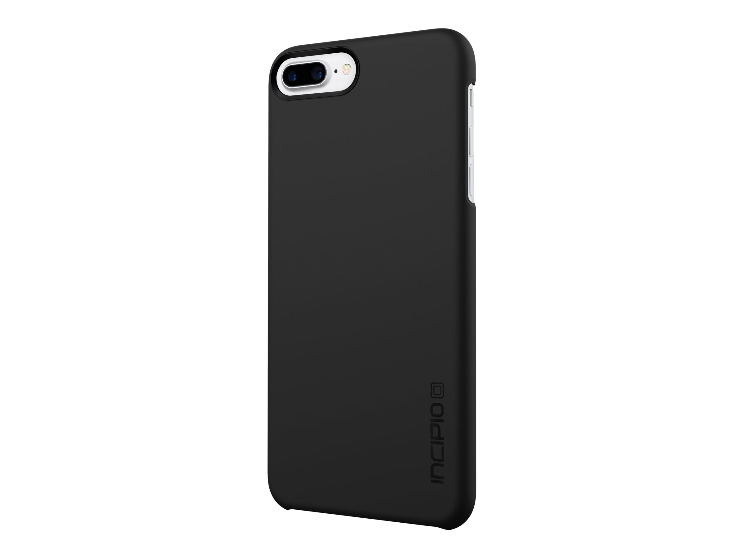 Incipio Feather Ultra Light Snap-On Case for iPhone 7 Plus, Black, IPH-1493-BLK