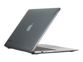 Speck Case for 13 MacBook Air See-Thru Nickel, SPK-A2558, 18375100, Carrying Cases - Notebook
