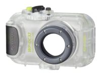 Canon WP-DC37 Underwater Housing for PowerShot SD1400, 4265B001, 15550507, Carrying Cases - Camera/Camcorder