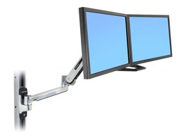 Ergotron Dual Monitor & Handle Kit, 97-783, 16248051, Stands & Mounts - AV