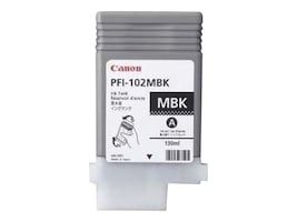 Canon Matte Black Ink Tank for IPF700 600 500, 0894B001AA, 6992830, Ink Cartridges & Ink Refill Kits