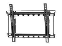 Ergotron Neo-Flex Tilting VHD Wall Mount for 23-42 Flat Panels, Black, 60-613, 12580090, Stands & Mounts - AV